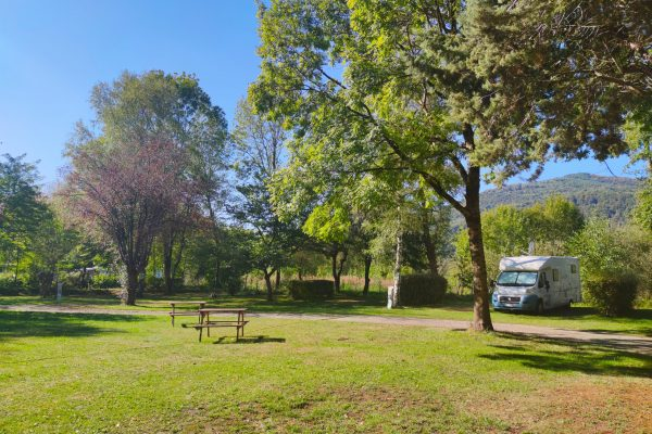 camping ariege emplacement 2