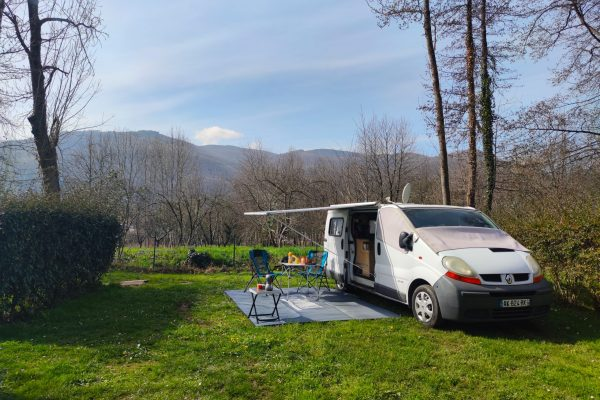 camping ariege emplacement 3
