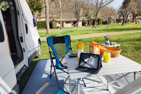 camping ariege emplacement 5