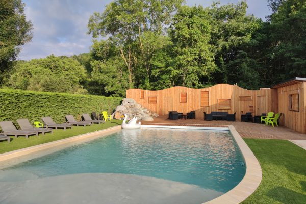 camping ariege avec piscine chauffée